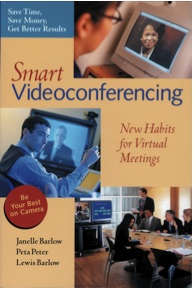 Smart Videoconferencing book page 2 and 6
